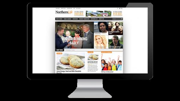 Northern Life website